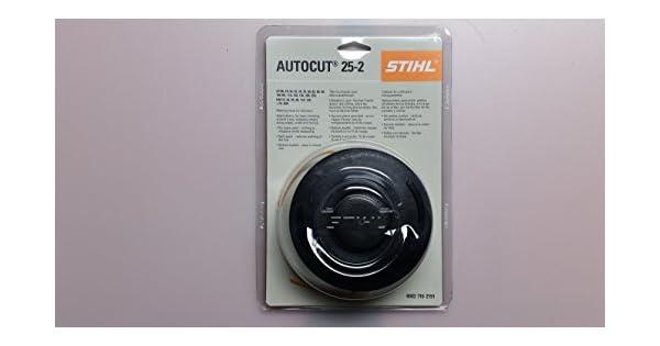 Amazon.com: Stihl OEM Autocut 25 – 2 – Cabezal de repuesto ...