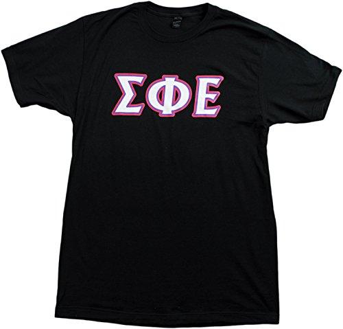 JTshirt.com-19823-Sigma Phi Epsilon (SigEp) | Licensed Unisex Fitted Men\'s Black T-shirt-B00M5D2S96-T Shirt Design