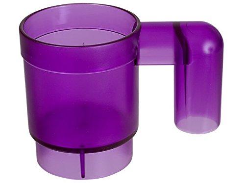 Lego Minifig Utensil Upscaled Purple