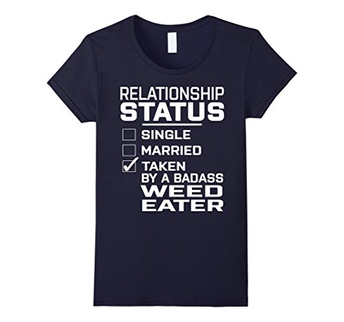 womens-weed-eater-relationship-status-tshirt-medium-navy