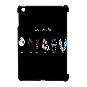 Customized Coldplay iPad Mini 3D Case, Coldplay DIY 3D Case for iPad Mini at Lzzcase