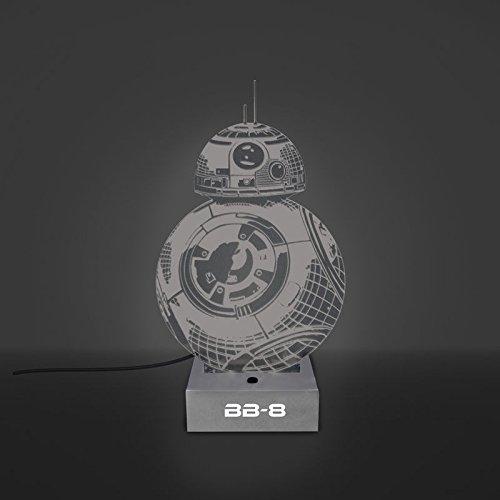 Star Wars BB-8 Dekolampe - BB-8 Dekolicht Nachtlicht Star Wars Dekoleuchte