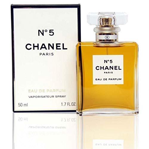 C h a n e l No. 5 Perfume By C h a n e l Eau de Parfum Spray 1.7oz 50 0727026afa