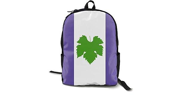 73a28f31f450 Amazon.com: Simple Connecticut Flag Unisex Classic Backpacks,Travel ...
