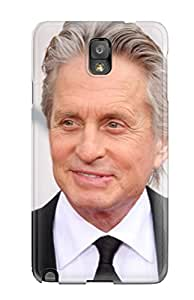 Mark Gsellman Andrews's Shop Best 3555696K69496665 New Michael Douglas Skin Case Cover Shatterproof Case For Galaxy Note 3