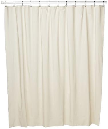 Amazon.com: Croscill Vinyl Shower Curtain Liner, 70-inch by 72 ...