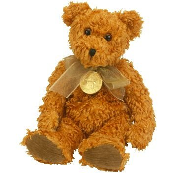 17790163df0 Image Unavailable. Image not available for. Color  TY Beanie Baby - TEDDY  the Bear (100th Anniversary ...