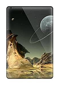 Snap-on Moving Desktop S Case Cover Skin Compatible With Ipad Mini/mini 2