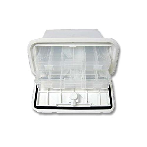 T-H Marine Designer Series Tackle Centers With Trays TDS-1317-4T-2P