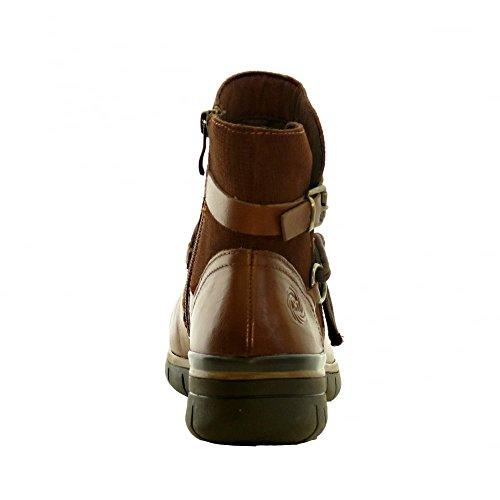 MARCO TOZZI Marco Tozzi Womens Ankle Boot 25444 Cognac 36