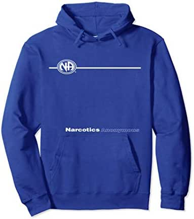 Basic Text Book Narcotics Anonymous Gifts Hoodie NA AA
