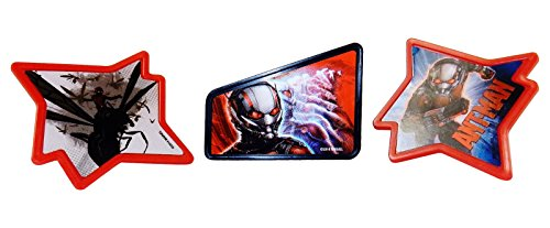 Cupcake Toppers, Marvel Avenger Rings, Ant Man 1728 Pcs Party Favors, Grab Bags. by Tom David Lewis (Image #1)