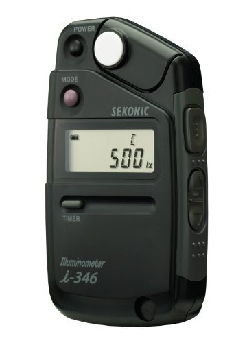 Sekonic 401-346 Illuminometer by Sekonic (Image #1)