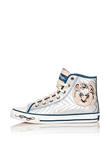 Hardy Ed Donna Ed Donna Hardy Sneaker Sneaker Argento Sneaker Ed Argento Hardy OaHYnY7