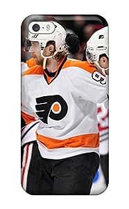 David J. Bookbinder's Shop philadelphia flyers (5) NHL Sports & Colleges fashionable iPhone 5/5s cases 7401544K281923773