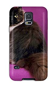 Lennie P. Dallas's Shop Hot Hot Case Cover Protector For Galaxy S5- Persian Cats