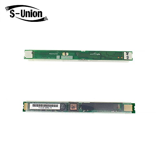 S-Union New Laptop LCD Inverter Board For Sony Vaio VGN-AR VGN-NR VGN-FZ VGN-CR VGN-FE & For Tamura 1 CCFL Series Replacement Part Number 1-443-890-11 HBL-0340 E-P1-50331F 144389011 (Sony Vaio Inverter)