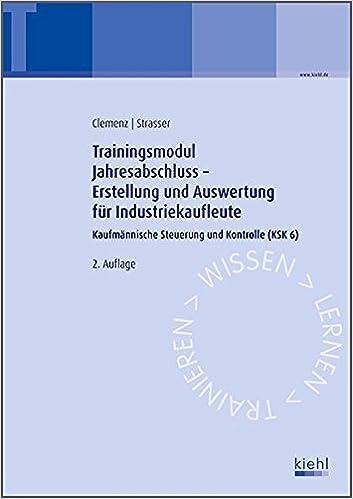 Trainingsmodul Jahresabschluss Erstellung Und Auswertung Für
