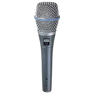 Shure Vocal Microphone - BETA87A