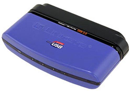 Cisco-Linksys USB2HUB4 USB 4-Port Hub by Linksys