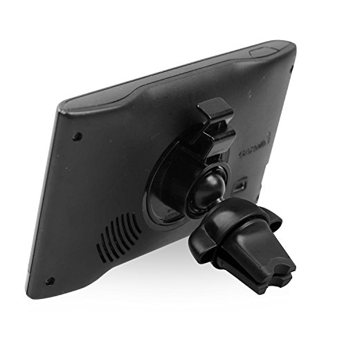 Gps Bracket Mount Vehicle (GPS Mount, APPS2Car Air Vent GPS Mount GPS Holder for Garmin Nuvi Serie 3.5 to 6 Inch GPS [Adjustable Mount Base])