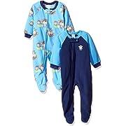 Gerber Toddler Boys Boy 2 Pack Blanket Sleeper, Monkeys, 5T