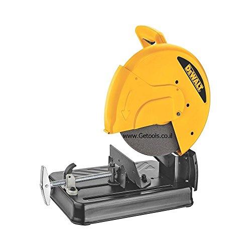 DEWALT DW871 14-Inch 5.3-Horsepower Chop Saw