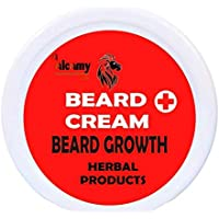 Alcamy Beard Cream for Beard Growth