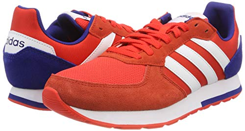 White Ink S18 Running de Hi Ftwr F17 Red Hombre 8k res Mystery Rojo adidas Zapatillas para f7wqxgn6
