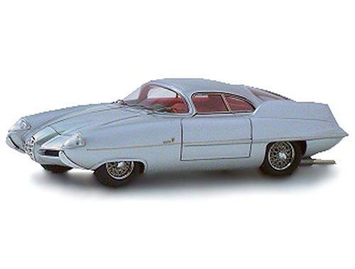 Bizarre 1/43 Scale Resin Model Car BZ235 - Alfa Romeo BAT9 - Silver B000KN4I64