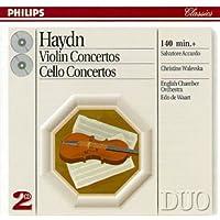 Haydn Violin Cello Concertos