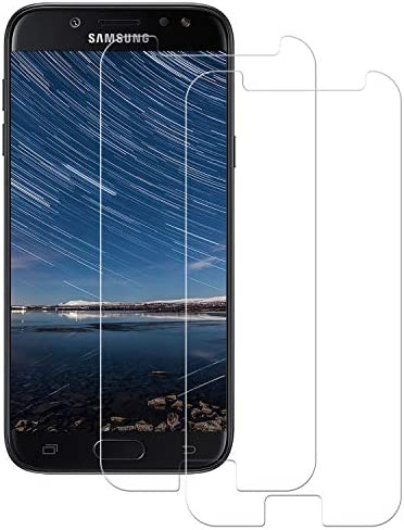POOPHUNS Cristal Templado Samsung Galaxy J5 2017, 2-Unidades ...