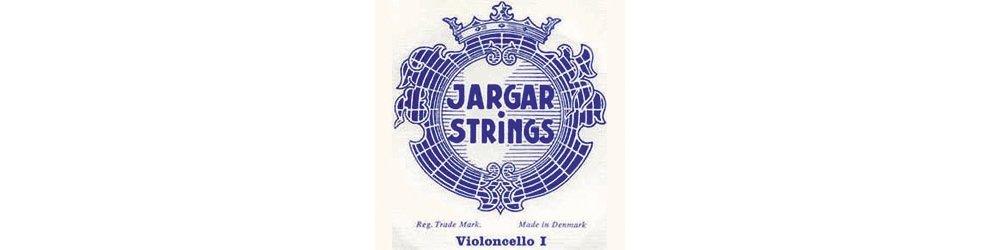 Jargar ''Cello Strings Set, Medium 4/4 Size''