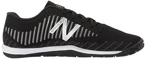 New Balance Mens 20v7 Minimus Cross Trainer Nero / Bianco
