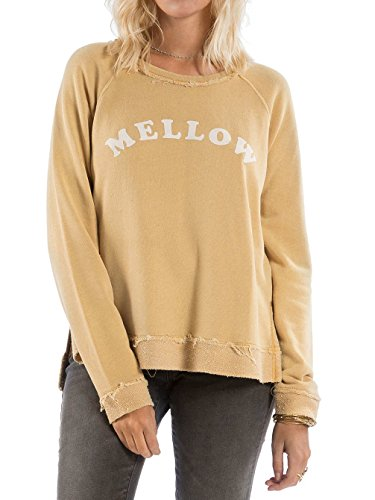 Billabong Better Days, sudadera para mujer Gold Dust