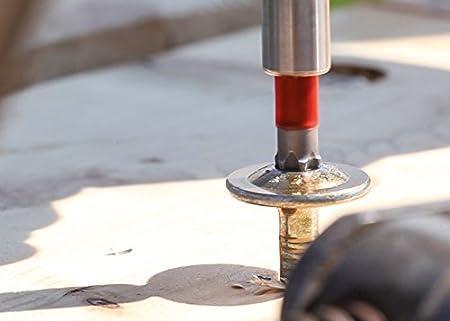 Noir Wiha 36938 Coffret bitbuddy de 7 maxxtor pz//torx 29 mm avec Porte-Embout 29mm