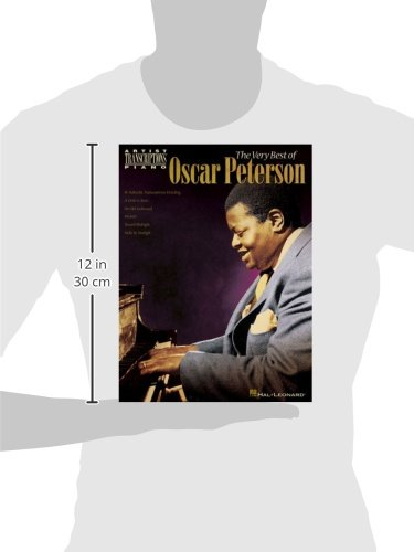 The Very Best of Oscar Peterson: Piano Artist Transcriptions