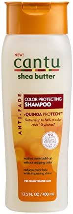Shampoo & Conditioner: Cantu Color Protecting