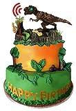 Dinosaur Roar Cake Topper Rex