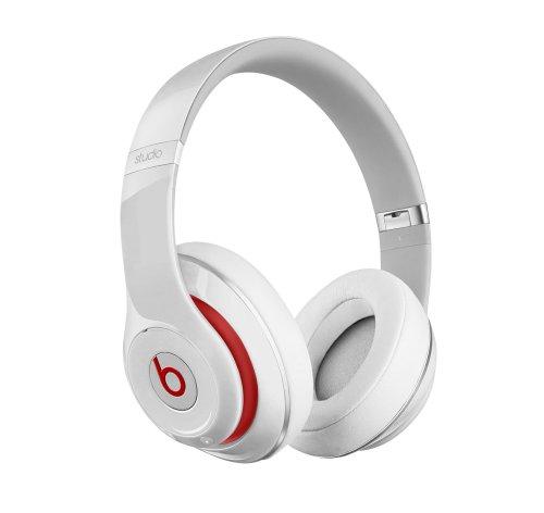Beats Studio Wireless Headphone White