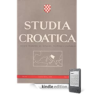 Studia Croatica - números 36-37 - 1970 (Spanish Edition)