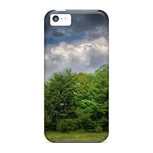 Hot SiD2924XDFP A Beautiful Glenn In Nature Hdr Cases Covers Compatible With Iphone 5c