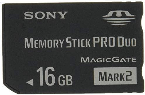 Sony Memory Stick Pro Duo 16 GB Memoria Flash MS - Tarjeta ...