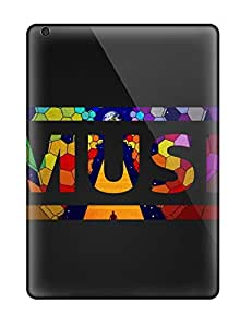 Hot Snap-on Muse Hard Cover Case/ Protective Case For Ipad Air by icecream design