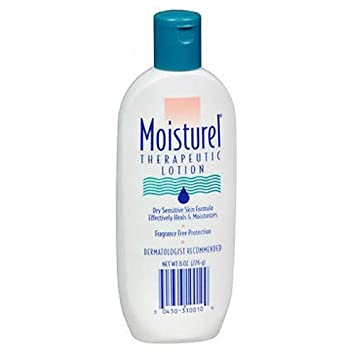 Moisturel Therapeutic Lotion 8 oz Pack of 2