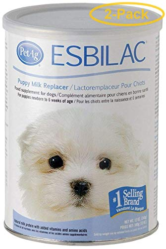 Pet Ag Esbilac Powder Milk Replacer 12 oz - Pack of 2 by Pet Ag