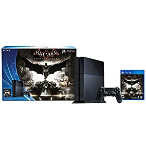 500GB PlayStation 4 Console – Batman Arkham Knight Bundle[Discontinued]