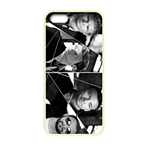 Case For Iphone 5/5S Cover discount yellow border backstreet boys Cases for Case For Iphone 5/5S Cover