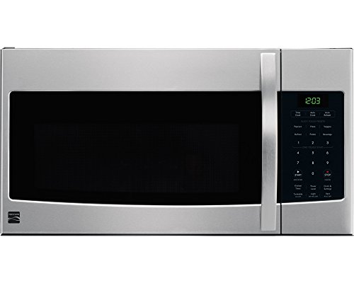 Kenmore 80323 1.6 cu. ft. Over-the-Range Microwave, Stainles