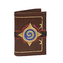 Embossed Leather Heroes of Warcraft Hearthstone Wallet